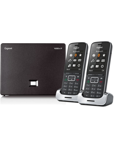 GIGASET SL450A IP DUO BLACK